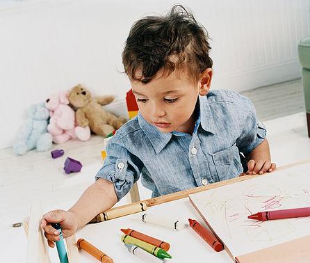 Nilis Art Age 3 to 5 Class