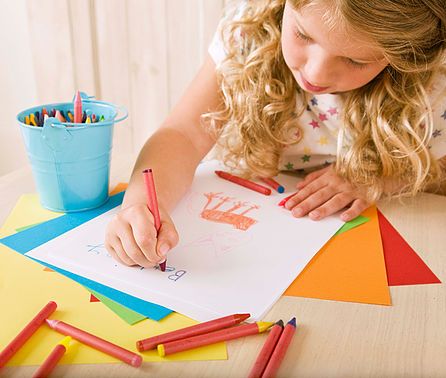 Nilis Art Class Age 6 to 8